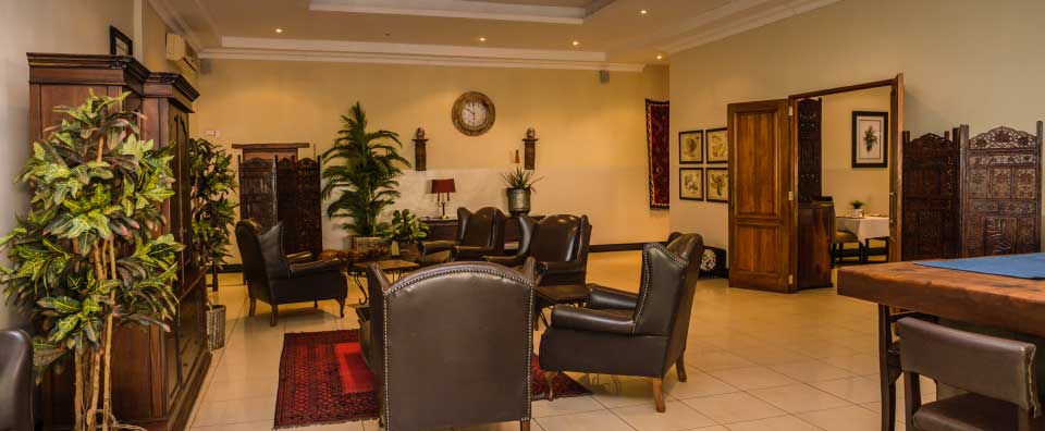 luxury business Accommodation in zambia
